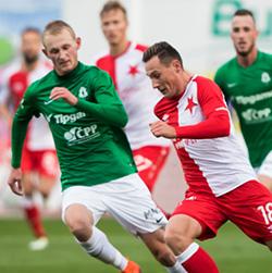 Předkolo Ligy mistrů: Slavia Praha – Dynamo Kyjev