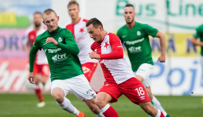 Jablonec - Slavia