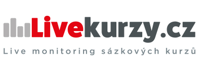 Livekurzy.cz – více informací, než si vsadíte
