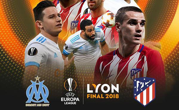 Finále Evropské ligy 2018