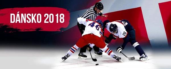 MS v hokeji 2018 Dánsko