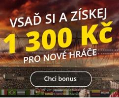 MS ve fotbale 2018 – bonusy sázkových kanceláří