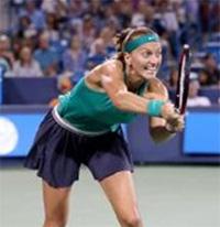 WTA Cincinnati: Kurz na Kvitovou padá