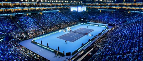 Tenisový Turnaj mistrů 2018
