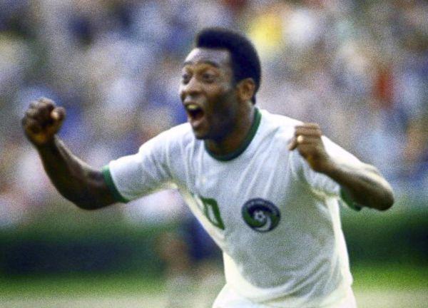 Pelé, Brazílie