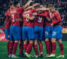 Liga národů UEFA: Česko – Slovensko