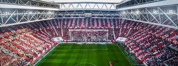Fortuna Dusseldorf, stadion, Foto: Facebook.com