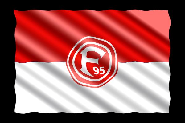 2. Bundesliga - Fortuna Dusseldorf logo
