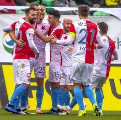 Fortuna liga: Opava – Slavia Praha