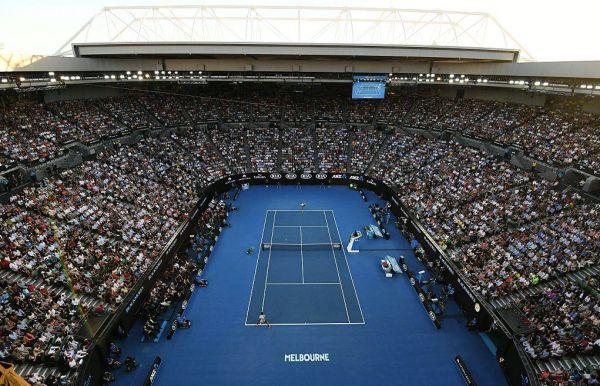 Australian Open 2019, arena