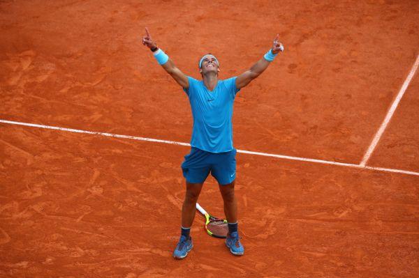 Rafael Nadal, Foto: Facebook.com