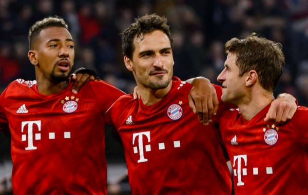 Bayern Mnichov, Foto: Facebook.com