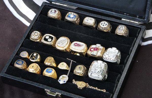 Prsteny pro vítěze Stanley Cupu, Foto: Facebook.com