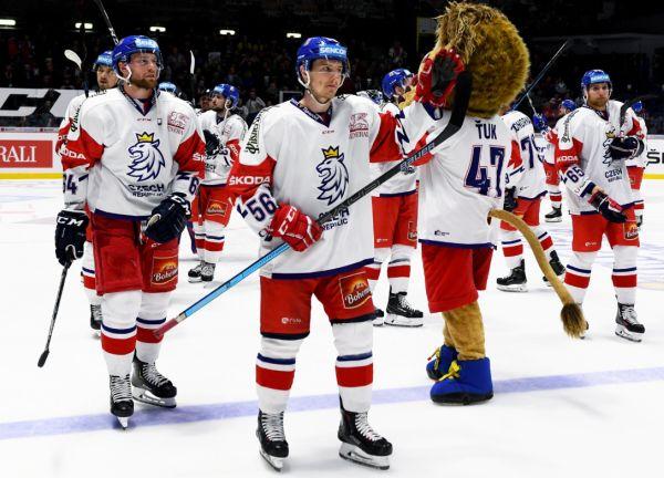 Česká hokejová reprezentace, Foto: Facebook.com