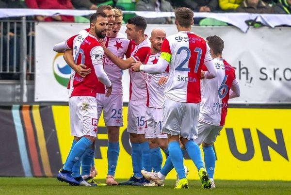 Slavia- Dortmund, Liga mistrů