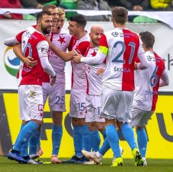 Slavia a Liga mistrů 2019