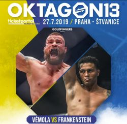 MMA na Štvanici – Oktagon 13