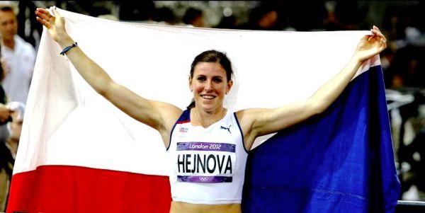 Zuzana Hejnová OH v Londýně