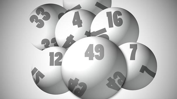 Číselná loterie